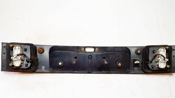 License Plate Holder Volvo V40 2002    2.0 285800