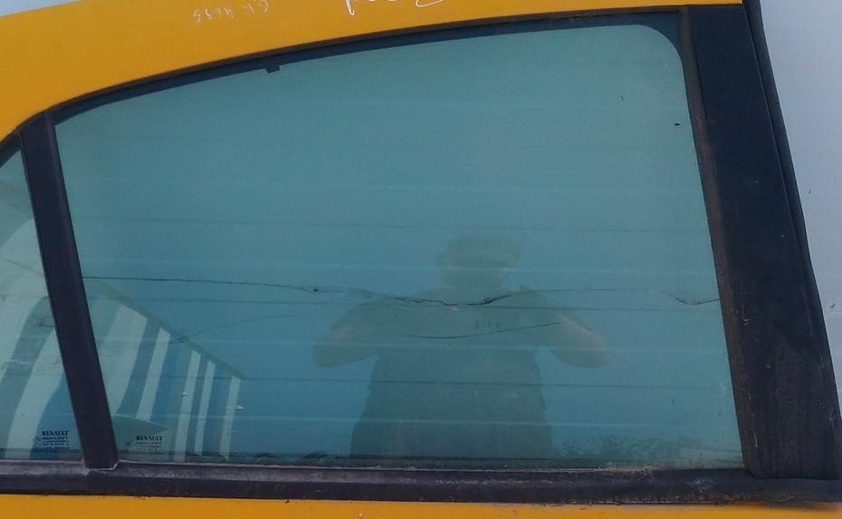 Боковое окно - задний правый geltona used Renault LAGUNA 2002 1.9
