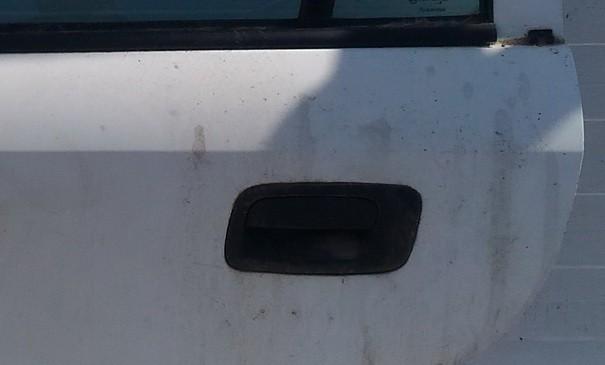 Duru isorine rankenele G.K. pilka used Opel ASTRA 1998 2.0