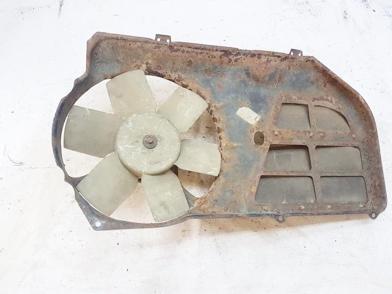 used used Difuzorius (radiatoriaus ventiliatorius) Audi 80 1990 2.0L 14EUR EIS00825985