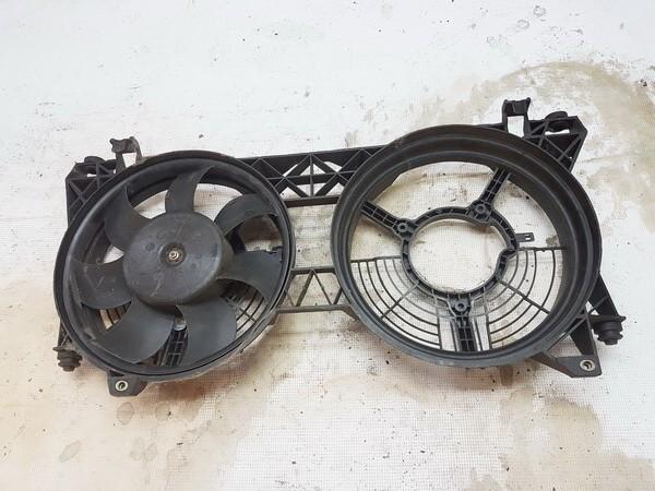 Difuzorius (radiatoriaus ventiliatorius) MC10167564161 JRB101150 Rover 45 2003 2.0