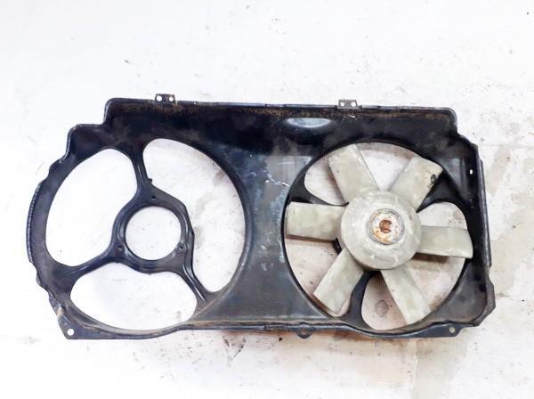 Difuzorius (radiatoriaus ventiliatorius) used used Audi A3 1999 1.8