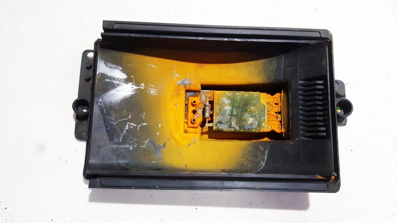 Peciuko reostatas (ezys) (ventiliatoriaus rele) USED USED Skoda OCTAVIA 2000 1.9
