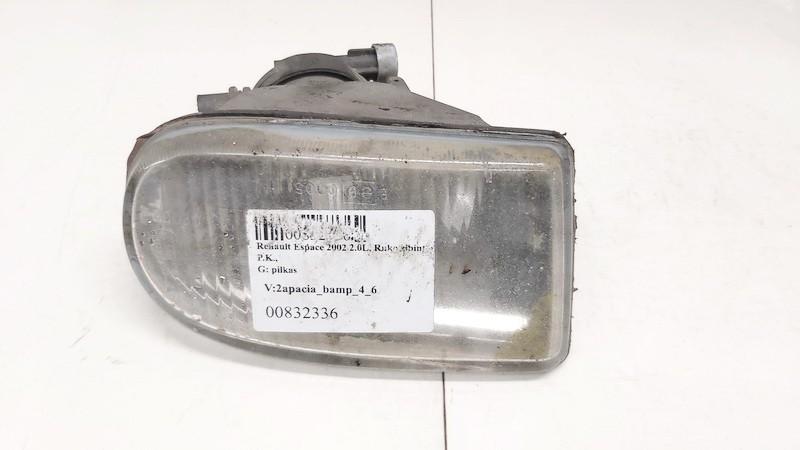 Ruko zibintas P.K. pilkas used Renault ESPACE 1993 2.2
