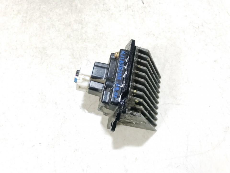 Mazda  6 Peciuko reostatas (ezys) (ventiliatoriaus rele)
