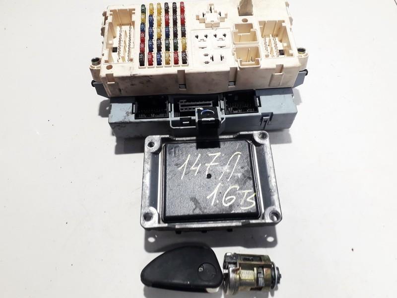 Engine Management ECU Kit Alfa-Romeo 147 2003    1.6 1279H03577