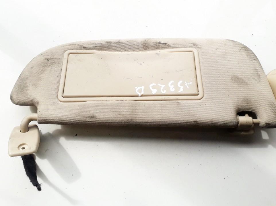Apsauga nuo saules USED USED Peugeot 607 2000 2.2