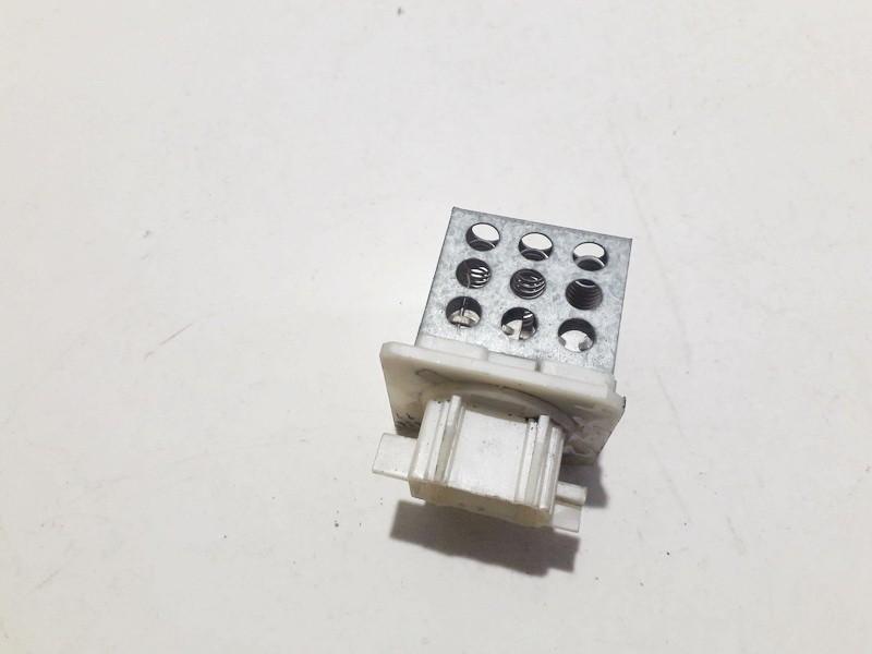 Peciuko reostatas (ezys) (ventiliatoriaus rele) a9373 used Citroen XSARA PICASSO 2003 2.0