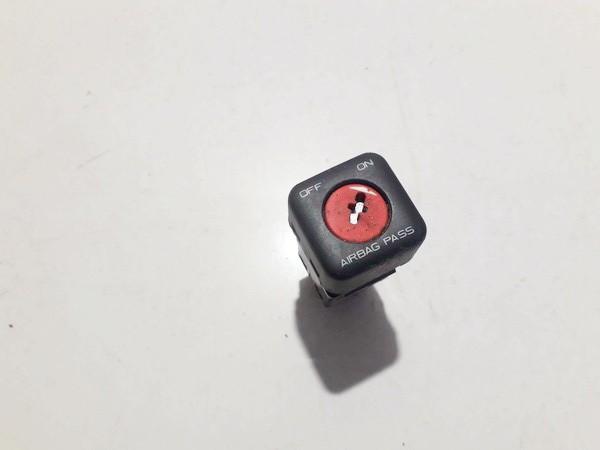 Citroen  Xsara Picasso AIRBAG (SRS) isjungimo - ijungimo  mygtukas