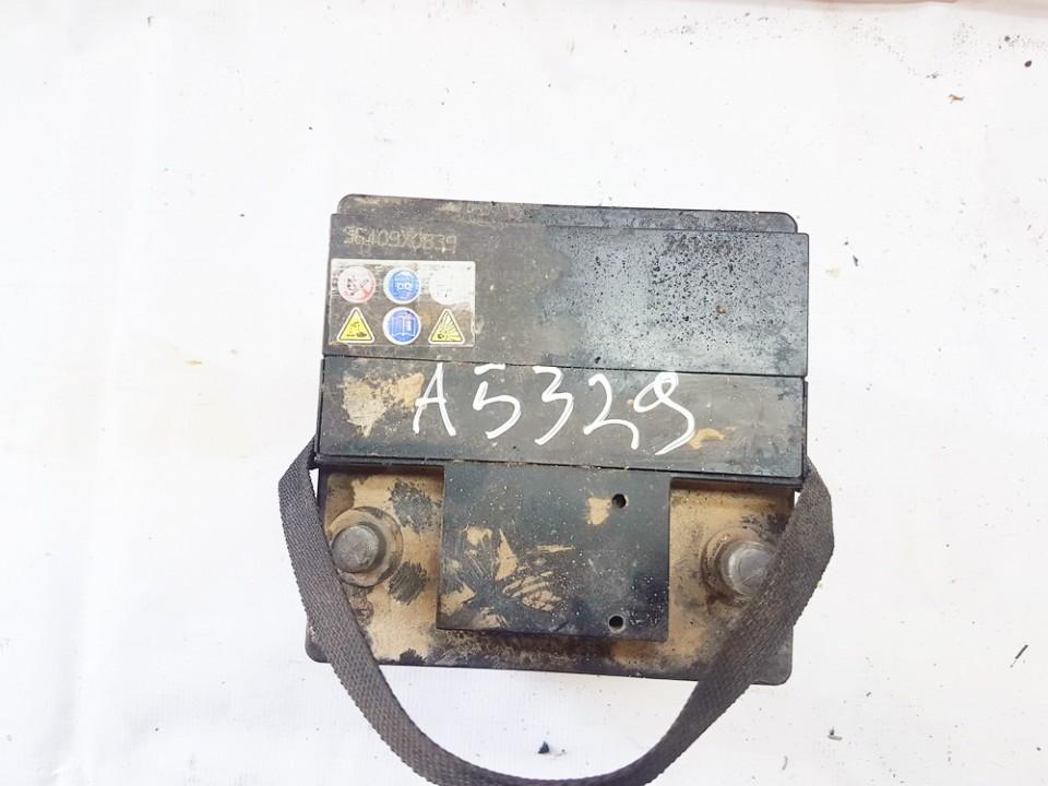 Baterija - Akumuliatorius Peugeot 607 2002    2.2 used