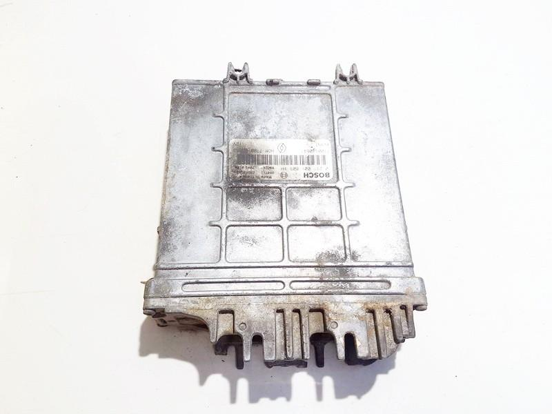 Variklio kompiuteris Renault  Scenic