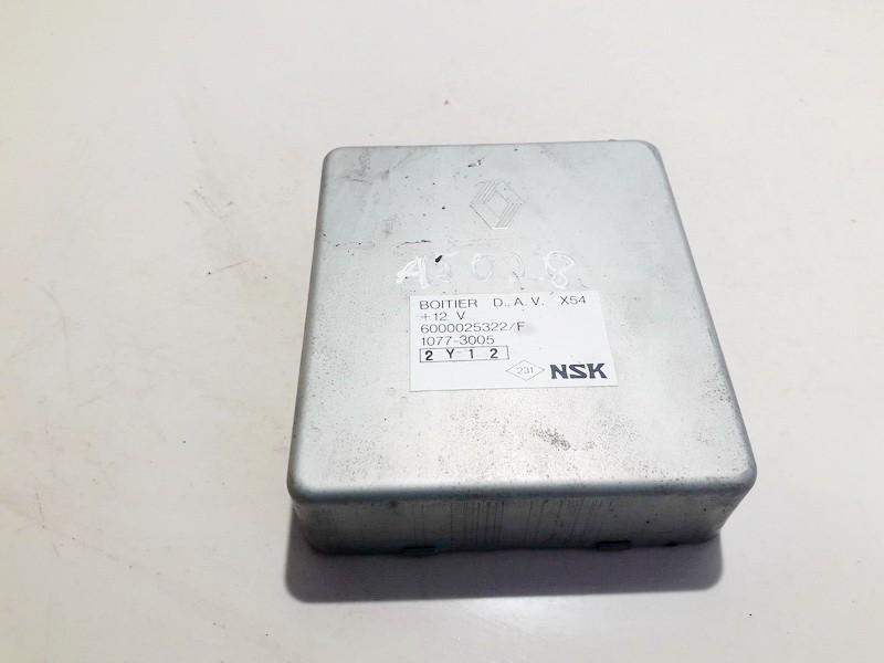 Steering Module (STEERING WHEEL CONTROL ECU) Renault Safrane 1993    3.0 6000025322
