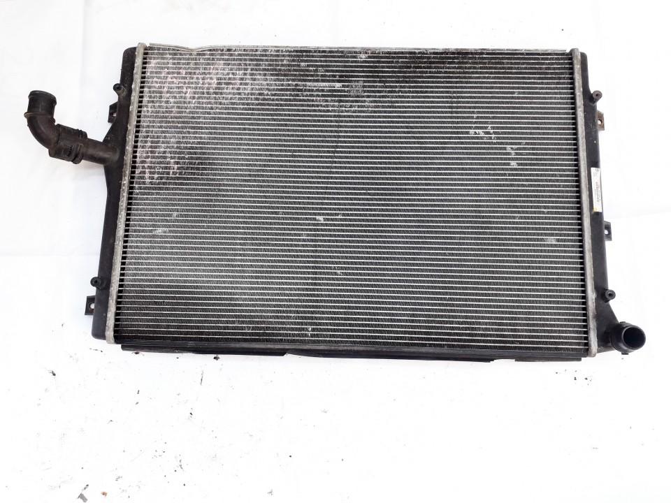 Audi  A3 Vandens radiatorius (ausinimo radiatorius)