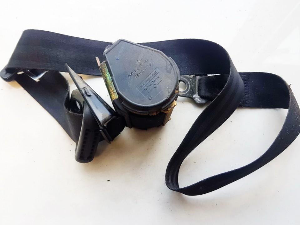 Seat belt - front left side 193857705A USED Volkswagen GOLF 1992 1.4