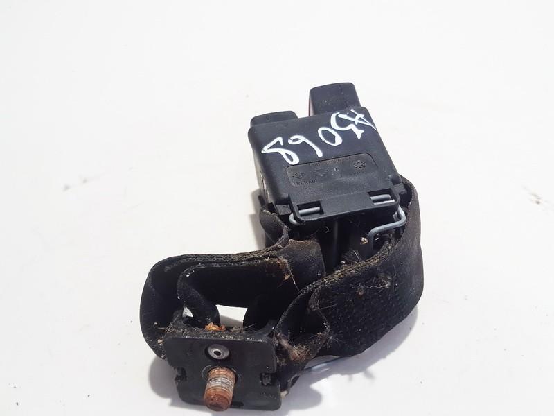 Saugos dirzo sagtis (laikiklis) G.K. 5502388AA USED Renault MEGANE SCENIC 1997 1.6