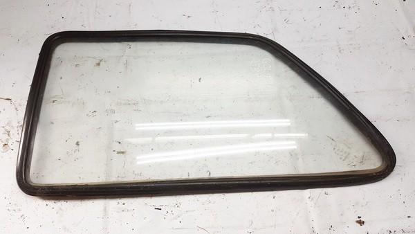 Volkswagen  Golf Rear Left  side corner quarter window glass