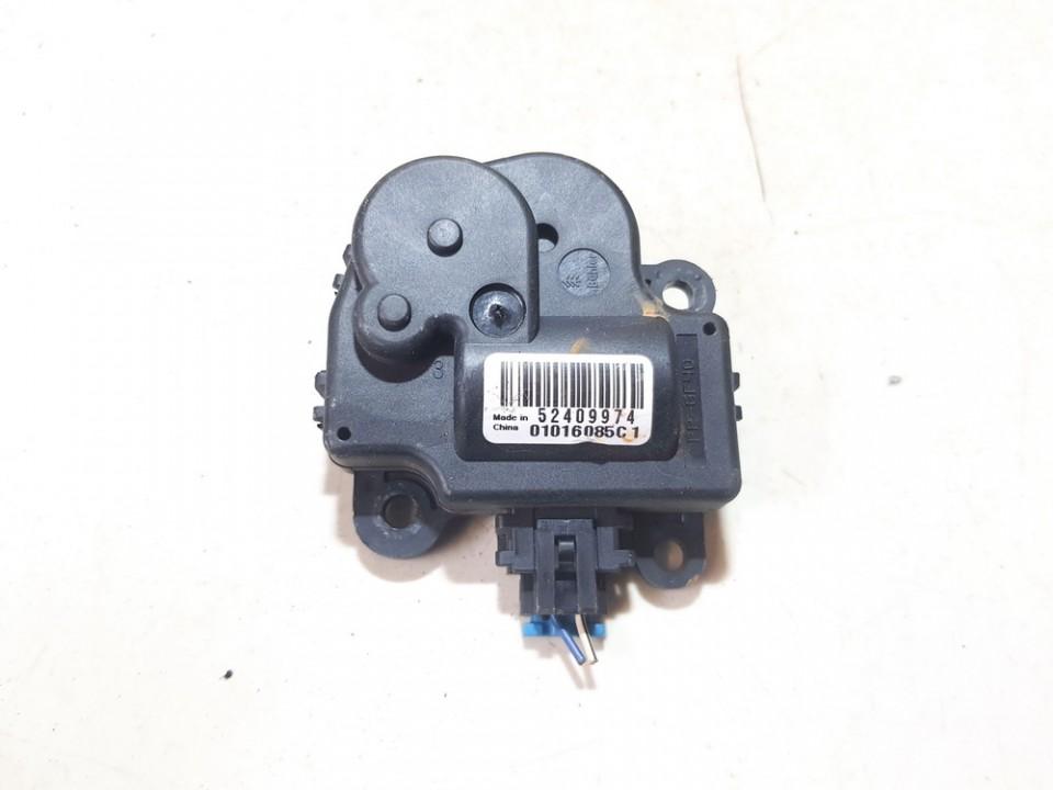 Peciuko sklendes varikliukas 52409974 01016085c1 Buick LACROSSE 2007 3.8