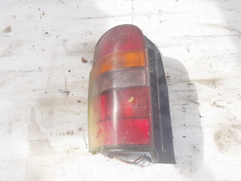 Galinis Zibintas G.K. Renault  Espace