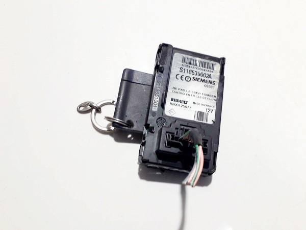 Key Card Reader (CARD READER IGNITION LOCK) Renault Scenic 2004    1.9 8200125077