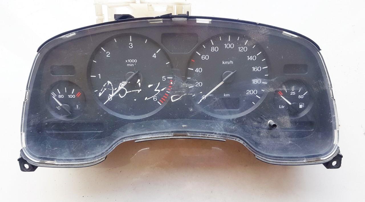 Щиток приборов - Автомобильный спидометр 09131135 351117000 Opel ASTRA 1998 2.0