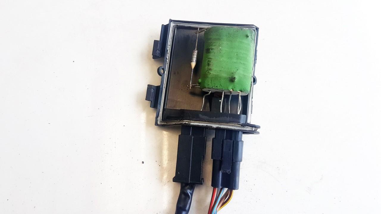Peciuko reostatas (ezys) (ventiliatoriaus rele) 893959263 3131090041 Audi 80 1994 1.9