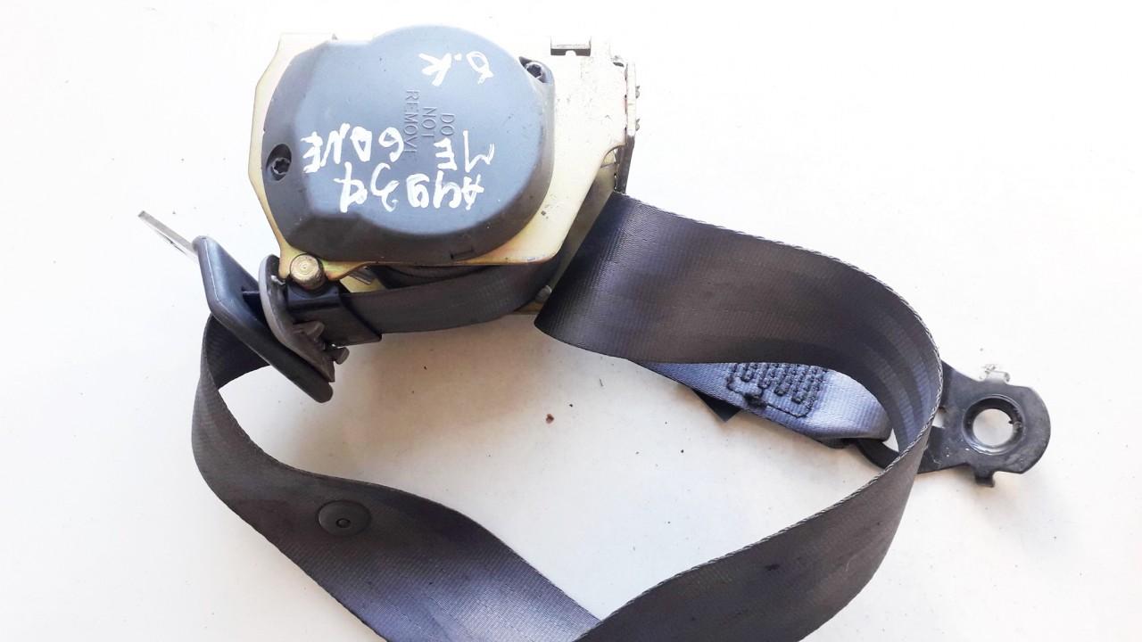 Ремень безопасности - задний левый 7700429523D 044400C1431 Renault MEGANE SCENIC 1997 1.6