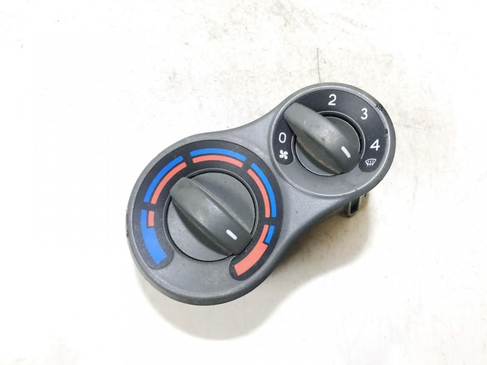 Переключатель отопителя 5a0243700 used Fiat PANDA 2006 1.1