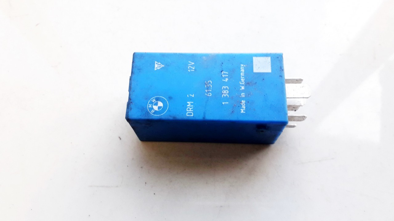 BMW  5-Series Relay module