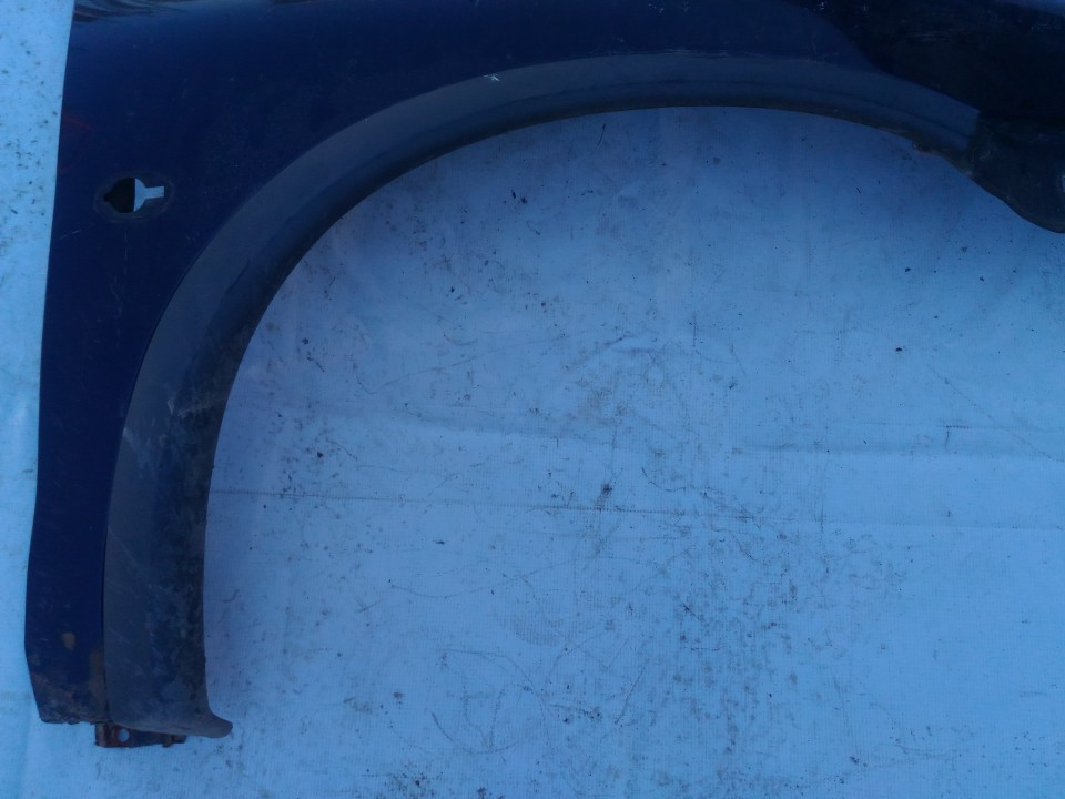 Opel  Corsa Right front Fender (Arch)  Molding
