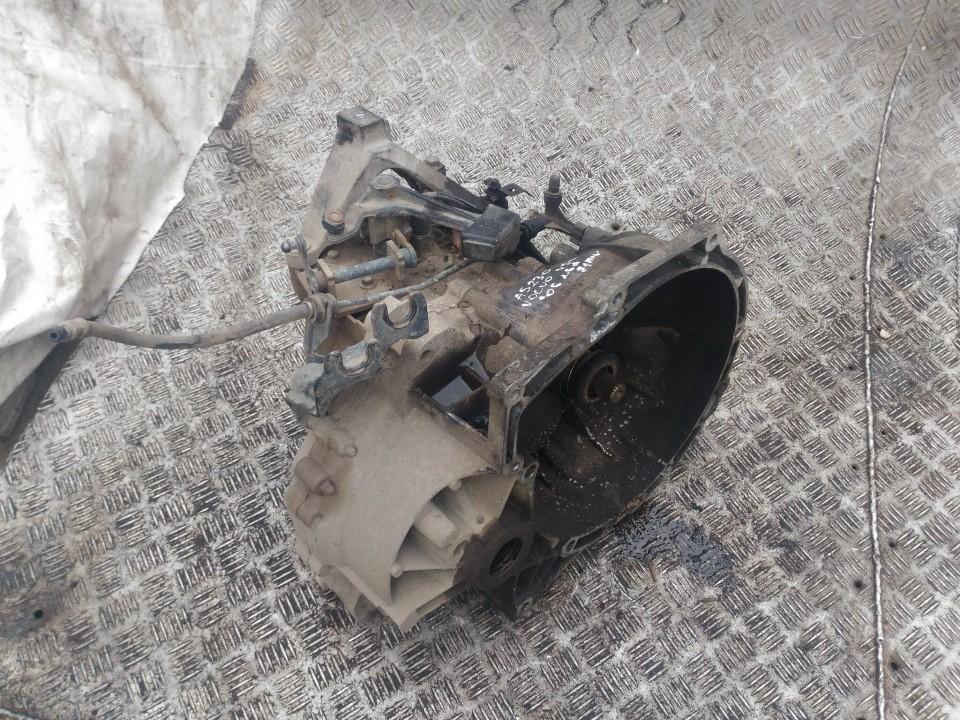 коробка переключения передач 3m5r7f096yf 3m5r-7f096-yf Volvo V50 2006 2.0