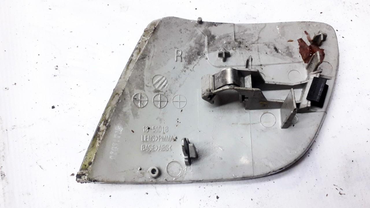 Bamperio atsvaitas P.D. Volkswagen Passat 1994    1.9 185101B