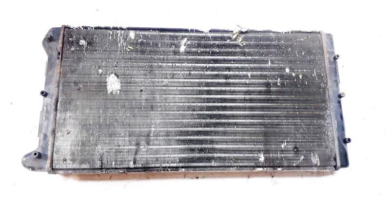 Fiat  Punto Vandens radiatorius (ausinimo radiatorius)