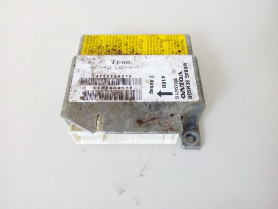 Volvo  V40 Airbag crash sensors module