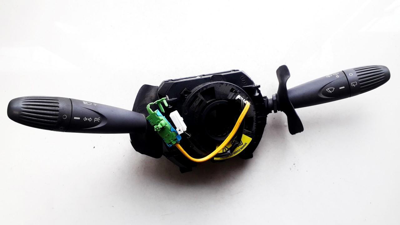 Posukiu, Sviesu ir valytuvu rankeneliu komplektas 735444633 C984 Fiat PANDA 2008 1.1