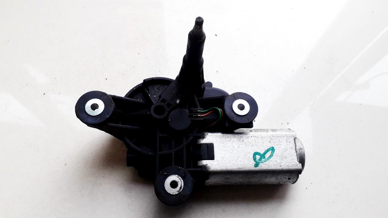 Fiat  Panda Galinio lango valytuvu varikliukas