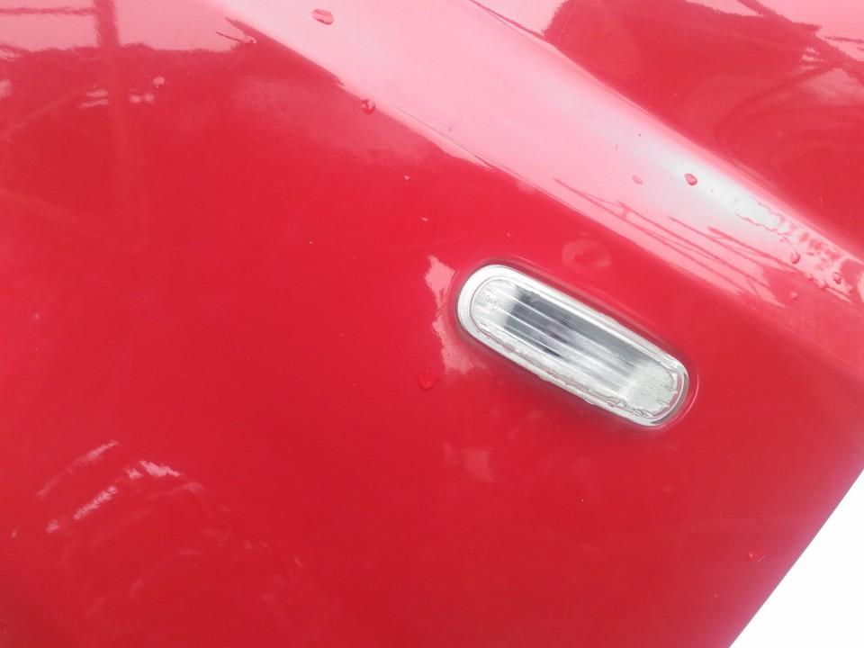 Posukis sparne P.K. raudona used Fiat PANDA 2006 1.1