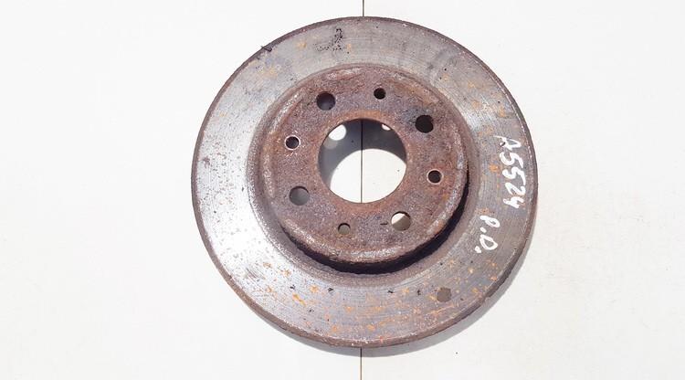 Диск тормозной передний ventiliuojamas used Fiat PANDA 2006 1.1
