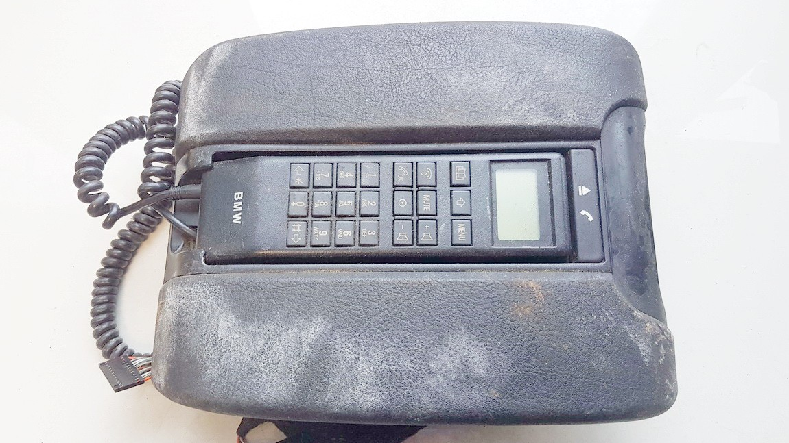 AUTO TELEPHONE, CRADLE BMW 5-Series 2003    0.0 8213862