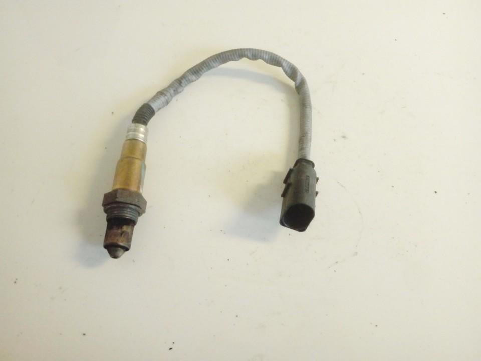 Лямбда-зонд 5 провода, БЕЛЫЙ черный желтый серый красный 0281004201 used Mercedes-Benz ML-CLASS 2001 2.7