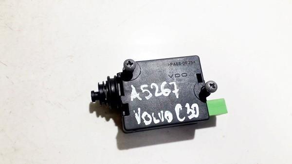 Galinio Dangcio atidarymo varikliukas (uzdarymo) Volvo C30 2008    2.0 30699960