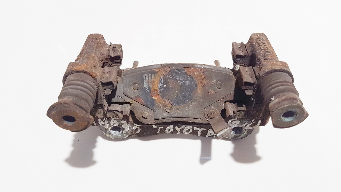 Toyota  Corolla Verso Brake caliper mount (Carrier Fits) - REAR RIGHT
