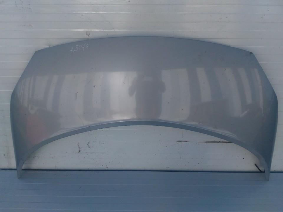 Kapotas (Variklio dangtis) pilka used Renault SCENIC 2000 1.6