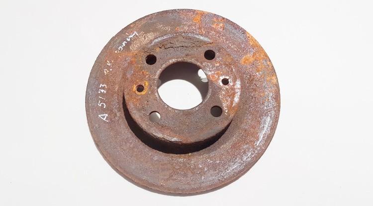 Fiat  Panda Priekinis stabdziu diskas