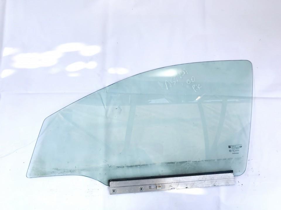 Door-Drop Glass front left used used Opel ASTRA 1994 1.7