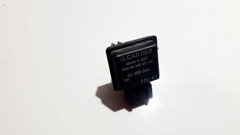 Coolant Level Sensor Peugeot 307 2003    1.6 63299046