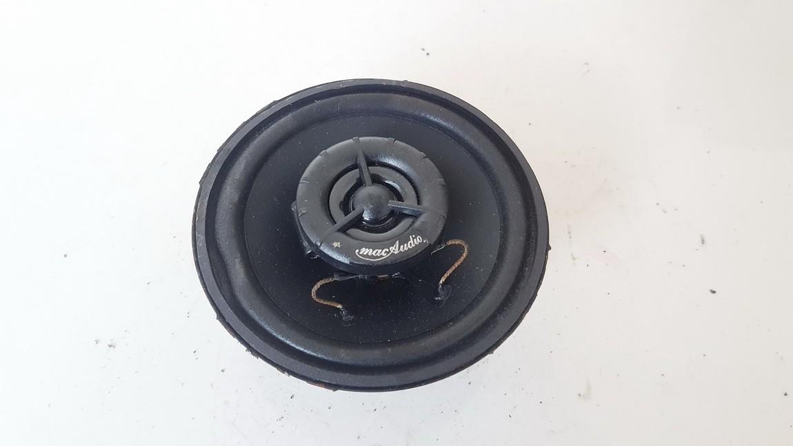 Audi  80 Speaker (audio)