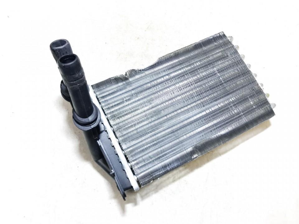 Salono peciuko radiatorius used used Volkswagen GOLF 2001 1.9