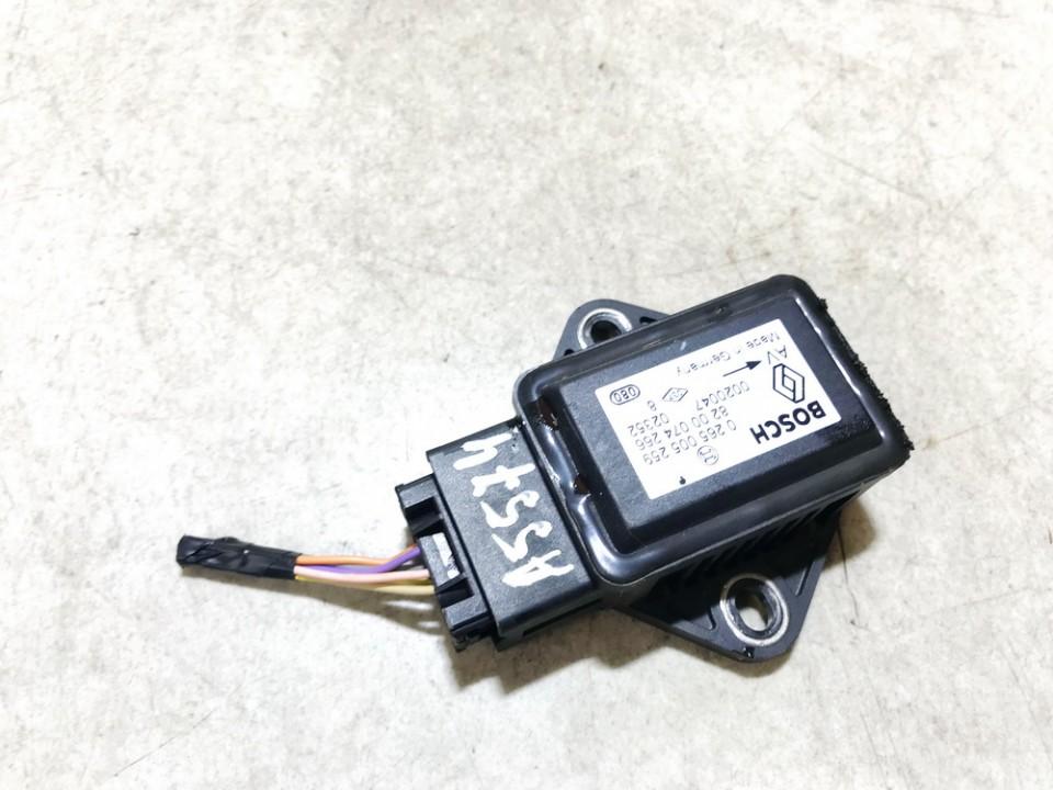 ESP greitejimo sensorius 0265005259 8200074266 Renault MEGANE SCENIC 1997 1.6