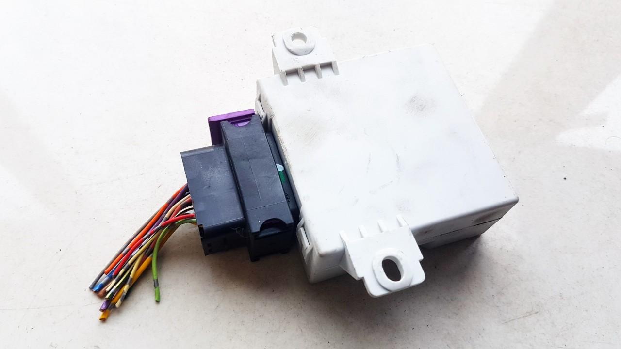 Wiper wash control (wiper relay) Toyota Corolla Verso 2005    2.2 150696