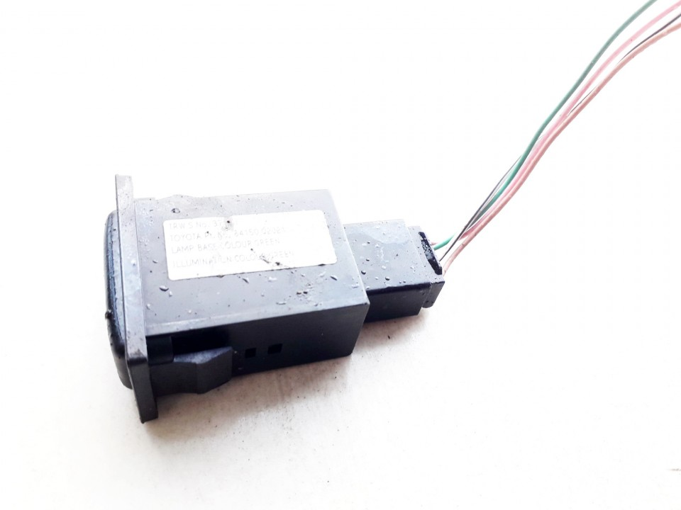 Zibintu apiplovimo mygtukas Toyota Corolla Verso 2005    2.2 8415002021
